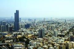 Panorama van Oude Jaffa royalty-vrije stock foto