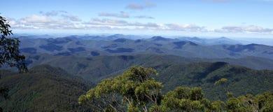 Panorama van puntvooruitzicht Stock Foto