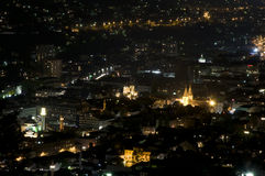 Panorama van Sarajevo, Bosnië-Herzegovina Stock Afbeelding