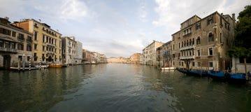 Panorama van Venetië Stock Fotografie