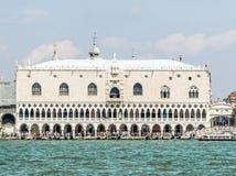Panorama van Venetië Stock Afbeeldingen