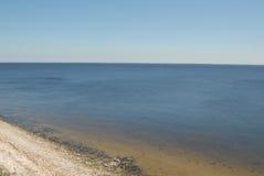 Panorama van Volga 01 Stock Afbeeldingen