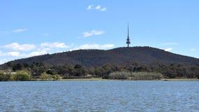Panorama van Zwarte Bergtoren stock afbeelding