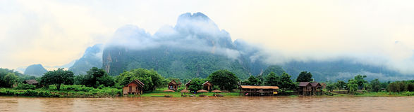 Vang Vieng, Laos Royalty Free Stock Images
