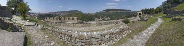 Panorama Veliko Tyrnovo Bułgaria Zdjęcia Royalty Free