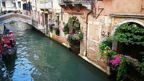 Panorama Veneza Imagem de Stock Royalty Free