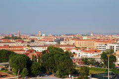 Panorama Of Venice Royalty Free Stock Images