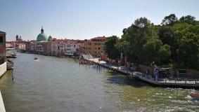 Panorama Venice stock photo