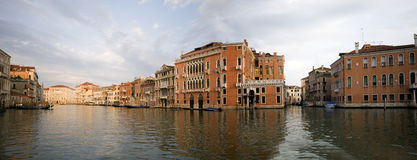 Panorama from Venice royalty free stock image