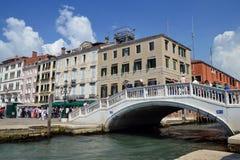 Panorama of Venice Stock Photography