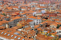 Panorama of Venice Stock Photo