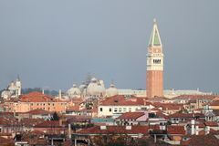 Panorama of Venice Royalty Free Stock Image