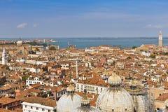 panorama- venice sikter Royaltyfri Bild