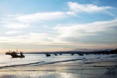 Panorama Vietnam fotografering för bildbyråer