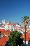 Panorama view from Oporto City Royalty Free Stock Image