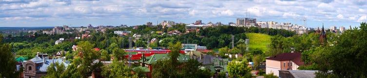 Panorama of Vladimir Royalty Free Stock Photography
