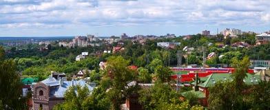 Panorama of Vladimir Stock Image