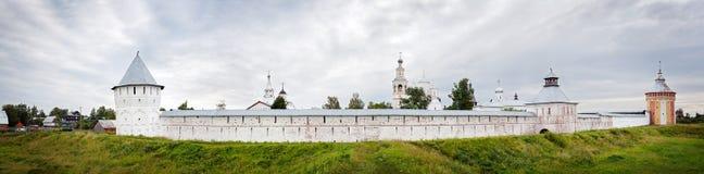 Panorama of  Vologda Stock Photos