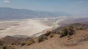 Panorama von Death Valley Lizenzfreies Stockbild