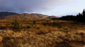 Panorama von der Bluestack-Berge Lizenzfreies Stockbild