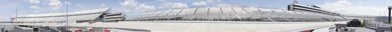 Panorama von Dover Motor Speedway Lizenzfreie Stockfotografie