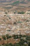 Panorama von Fes #5 Stockbilder