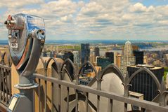 Panorama von New York Lizenzfreie Stockfotografie