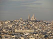Panorama von Paris Stockbilder