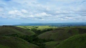 Panorama von Sumba-Insel lizenzfreie stockbilder