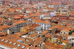 Panorama von Venedig Stockfoto