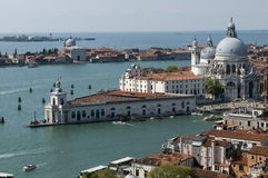Panorama von Venedig Stockbilder