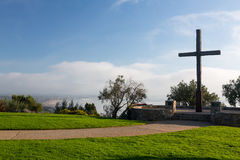 Panorama von Ventura von Grant-Park Stockfotos