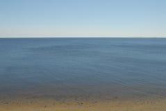 Panorama von Volga 02 Stockfotografie
