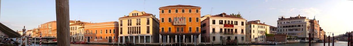 Panorama Wenecja Fotografia Royalty Free