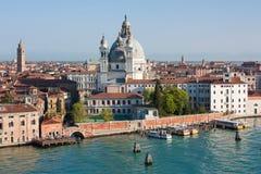 Panorama Wenecja, Włochy - 23 04 2016 Zdjęcie Stock