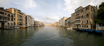 panorama Wenecji Fotografia Stock