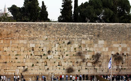 Western Wall, Jerusalem , Israel Stock Photo