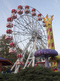 Panorama wheel in Herastrau Park, Bucharest Stock Photography
