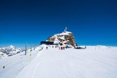 Panorama widok Matterhorn Zdjęcia Royalty Free