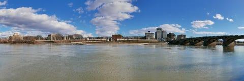 Panorama of Wilkes-Barre Stock Photo