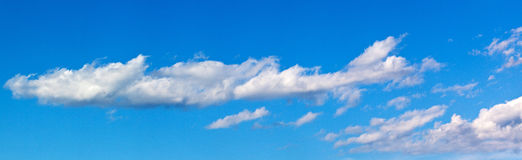 Free Panorama With White Clouds Stock Photos - 14853193
