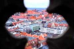 Panorama Wroclaw photos libres de droits