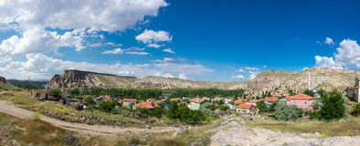 Panorama of Yaprakhisar Stock Photo