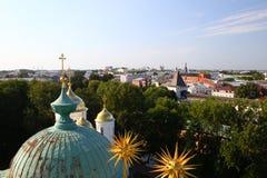 Panorama of Yaroslavl. Russia Stock Photos