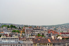 panorama z budapesztu Fotografia Royalty Free