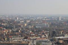 panorama z budapesztu obraz royalty free