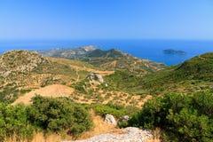 Panorama Zakynthos Stock Photography