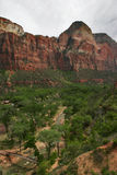 Panorama of Zion Royalty Free Stock Photo