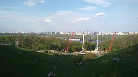 Panoramakiev Immagine Stock Libera da Diritti