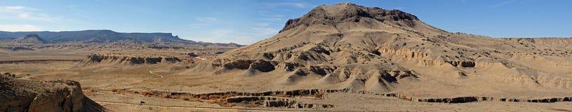 panoramapuerco rio Arkivfoton
